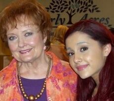 Ariana Grande and Maree Cheatham