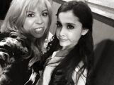 Ariana and Jennette April 29, 2013