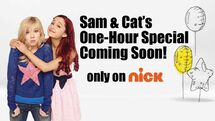 Sam & Cat Special promotional picture