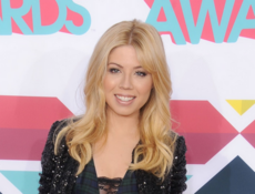 Jennette McCurdy at the 2013 TeenNick Halo Awards