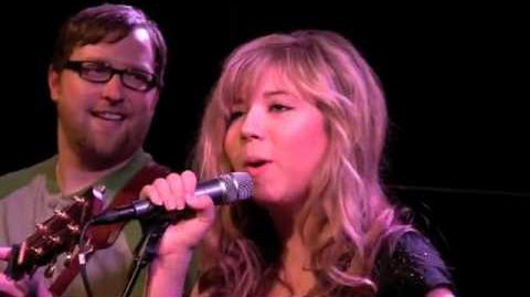 Jennette McCurdy 'Not That Far Away' The Official Video 'Exclusive' Live In Studio