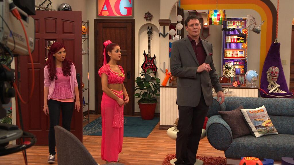 Image - Sam & Cat in a Halloween Episode.jpg | Sam and Cat Wiki ...
