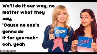 Sam & Cat Theme Song - Just Fine Lyrics