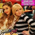 Jennette & Ariana in BlooperEpisode