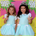 Sophia Grace and Rosie at 2013 KCAs