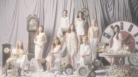Girls' Generation 소녀시대 Time Machine Music Video (JPN ver.)
