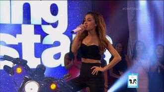 "Ariana Grande Performs ""Problem"" DWTS 18 FINALE LIVE 5-20-14"
