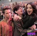Jade, Robbie, and Freddie