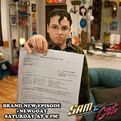 Kid trying to evict Sam and Cat - NewGoat promo pic