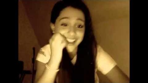 Ariana Grande Doing Impressions