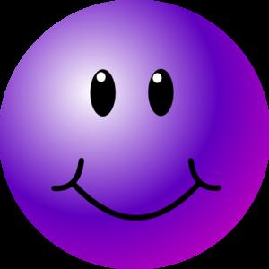 Resultat d'imatges de HAPPY FACE PURPLE PNG