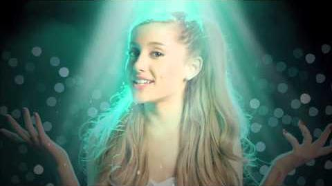 MTV EMA Backstage Experience w Ariana Grande