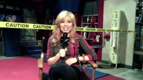 Ariana Grande and Jennette McCurdy Talks About Sam and Cat