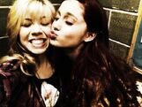 Jennette and Ariana May 3, 2013