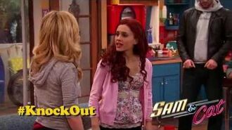 Sam & Cat - KnockOut Sneak Peek