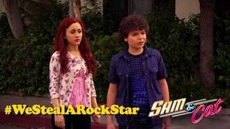 Sam & Cat - WeStealARockStar Sneak Preview - Nickelodeon