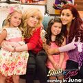 Jennette, Ariana, Rosie, and Sophia Grace