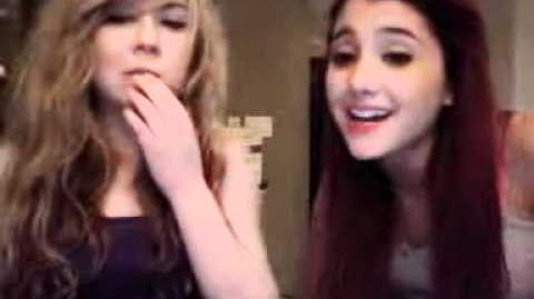 Jennette McCurdy uStream Part 1 of 3