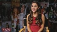 Interview with Ariana Grande on ''Sam & Cat'' and her new album