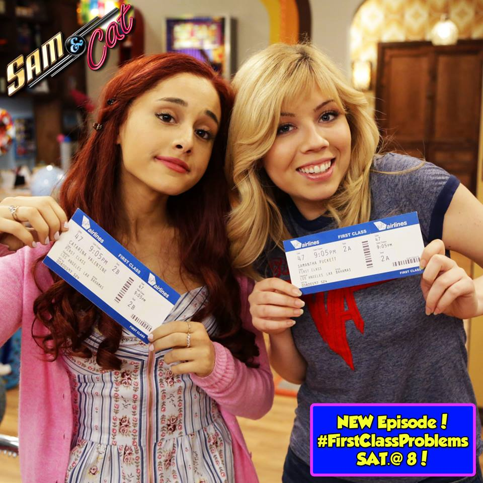 Firstclassproblems Sam And Cat Wiki Fandom Powered By