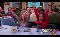 Gwen & Ruby on the official Sam & Cat promo