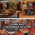 Sam and Cat's apartment before and after promo pic for FavoriteShow