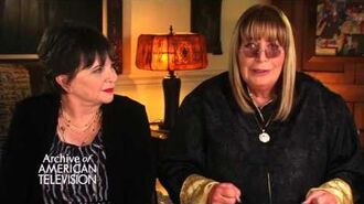 "Cindy Williams & Penny Marshall on appearing on ""Sam & Cat"" - EMMYTVLEGENDS.ORG"