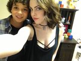 Cameron and Liz Gillies Feb 15, 2013