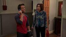 Freddie and Mrs Benson