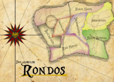 Rondos Regional Old map