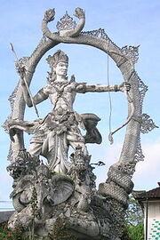 220px-Arjuna statue