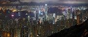 1500px-Hong Kong Night Skyline non-HDR