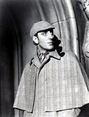 Rathbone as Holmes - F&R