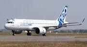 Airbus A320neo landing 08
