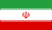 Flag of Iran (official) svg