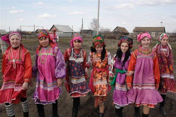 Moksha girls