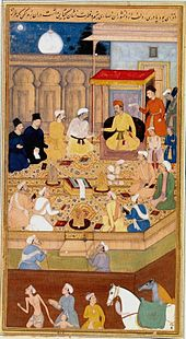 170px-Jesuits at Akbar's court