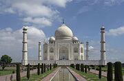 250px-Taj Mahal, Agra, India edit2