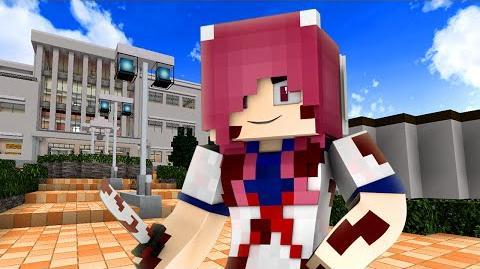 "FNAF World Five Nights in Anime - ""SAM THE NIGHTGUARD ...  |Sam Minecraft Roleplay"