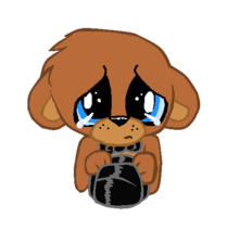 Sad freddy by charlie890890-d8bda8o