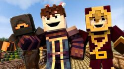 MINECRAFT - EPIC QUEST STARTS! (The Kingdom of Valor) Minecraft Roleplay 6