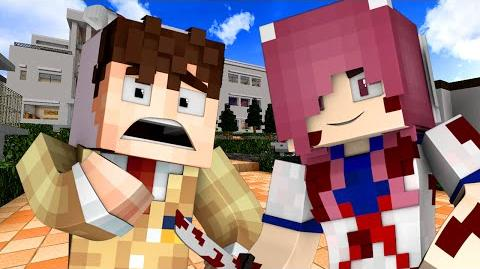 Video Yandere High School We Are All Going To Die Minecraft