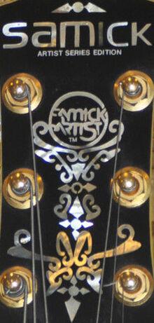 Artist logo full