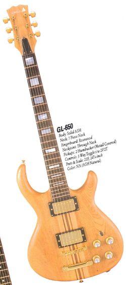 91 GL-650