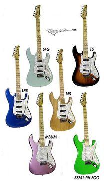 Ssm1 colors