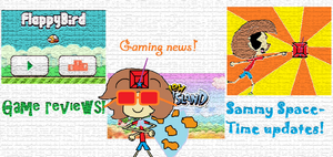 Sammy Space-Time's Channel Art