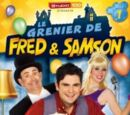 The attic of Fred and Samson
