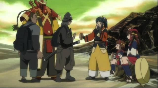 Samurai 7 Anime Characters : Image the mutiny.jpeg samurai 7 wiki fandom powered by wikia
