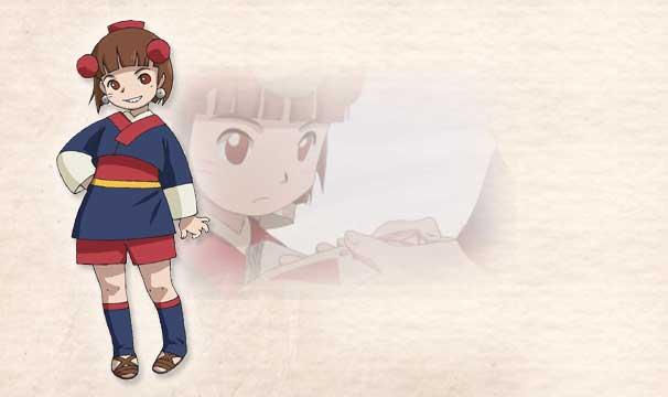 Samurai 7 Anime Characters : Image samurai 7 komachi.jpg samurai 7 wiki fandom powered by wikia