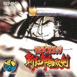 Samsho3 neogeocd jp boxart